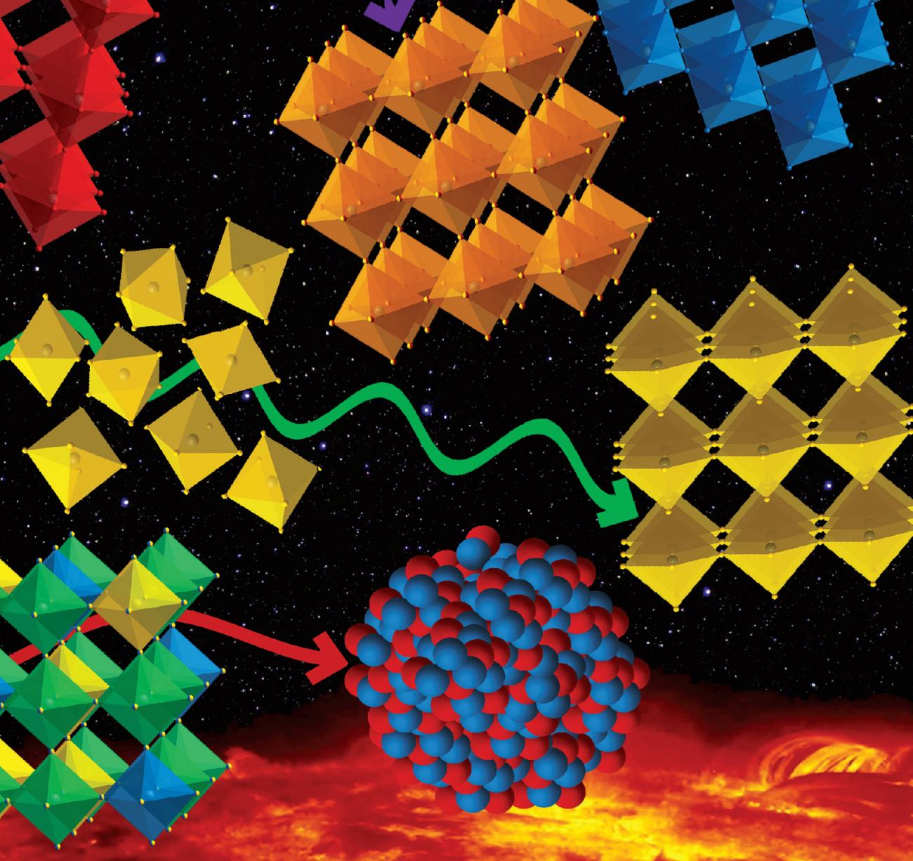 Ames Lab organolead mixed-halide perovskites