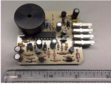 "For the publication, ""Critical material content in modern conventional U.S. vehicle electronics"" Mike Severson identified and disassembled numerous vehicle computer modules prior to analysis of elemental content."