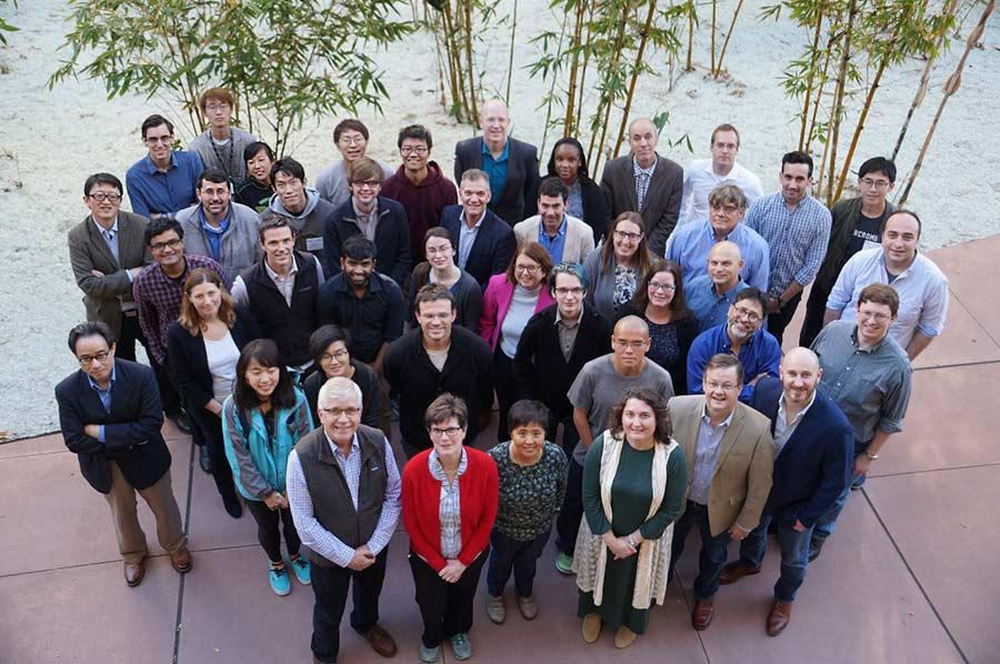 iCOUP research group photo